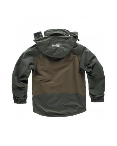 Comprar Chaqueta impermeable S8220 (Calcetines de regalo) Verde Bosque+Verde Oliva online bataro detrás
