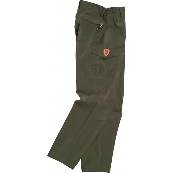 Comprar Pantalon de caza impermeable S8300 Verde Caza online bataro