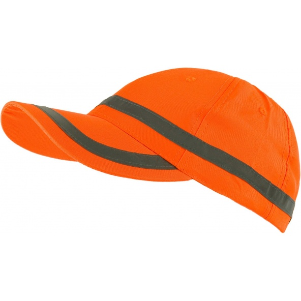 Comprar Gorra naranja alta visibilidad para cazar online bataro