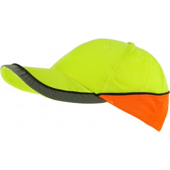 Comprar Gorra Alta visibilidad WFA903 Amarillo A.V.+ Naranja A.V. online bataro