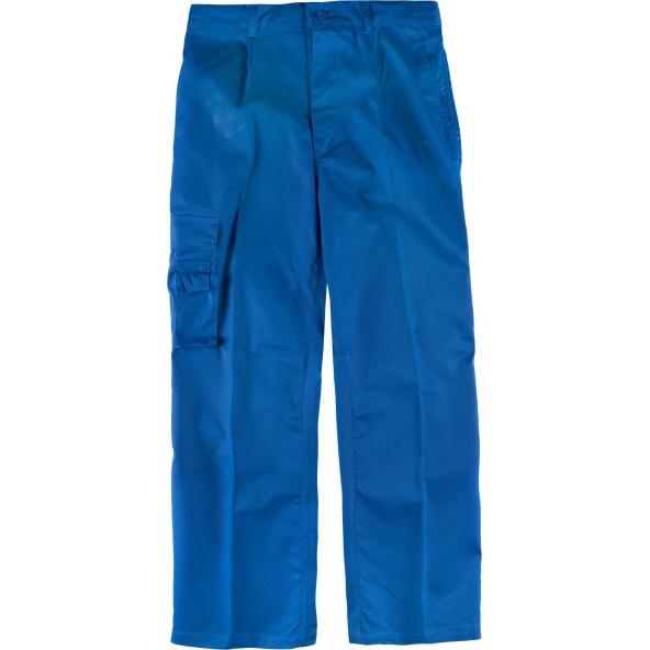 Comprar Pantalon de trabajo multibolsillos B1409 Azafata workteam delante