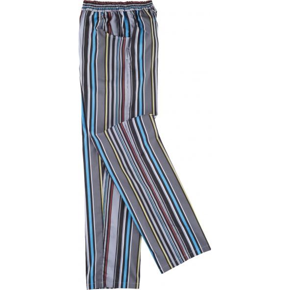 Comprar Pantalon de cocinero antimanchas B1508 Estampado workteam barato