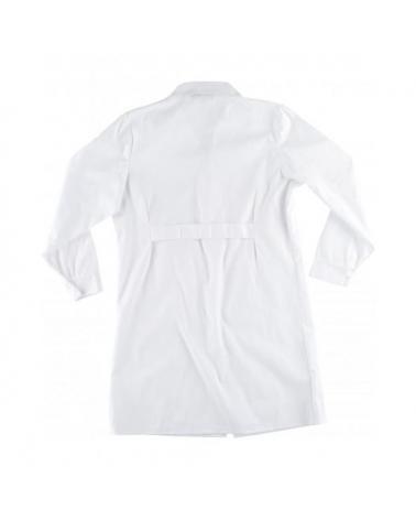 Bata para mujer B6100 Blanco workteam atrás barato
