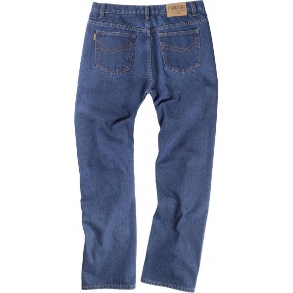 Pantalon vaquero B4003 Vaquero workteam atrás barato
