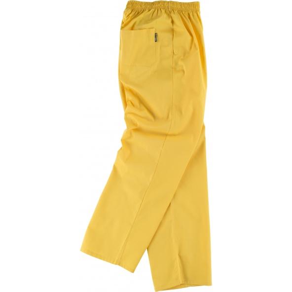 Comprar Pantalon de pijama sanitario unisex B9300 Amarillo workteam barato