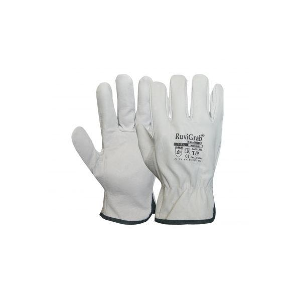Comprar Guante conductor piel natural 322B - Pack de 12 pares