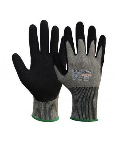 Comprar Guante soporte algodón/lycra 10G grueso y flexible HARD - Pack de 12 pares