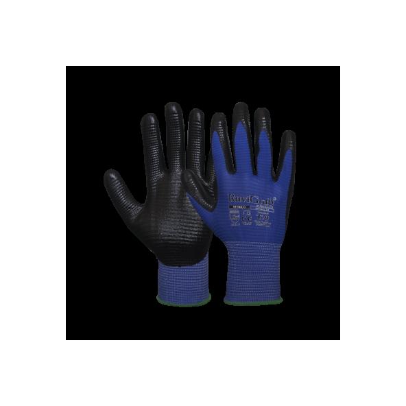 Guante soporte triples costuras EcoBlue - Pack de 12 pares