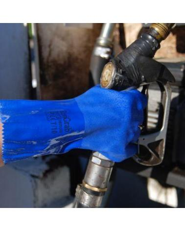 Guante para trabajos con derivados del petroleo 510 - Pack de 12 pares barato
