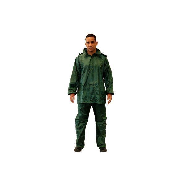 Conjunto lluvia incluye chaqueta y pantalon 420