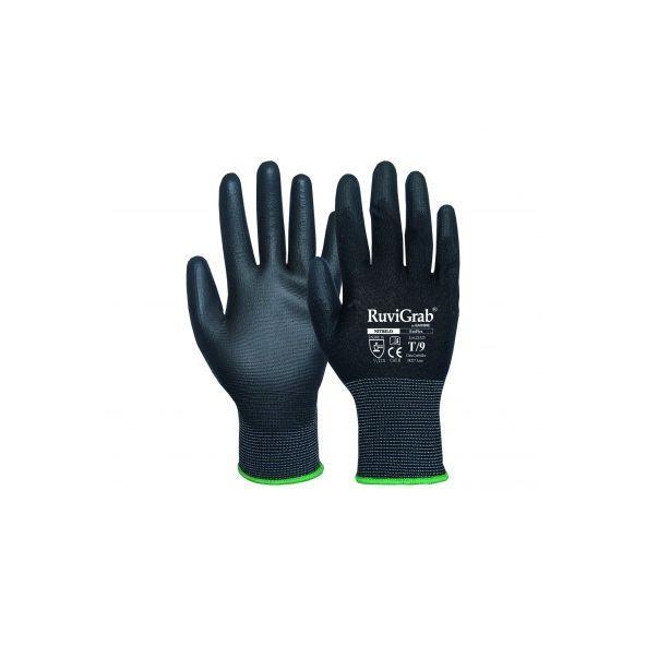 Comprar Guante Soporte Textil / PU  Ecoblack - Pack de 12 pares