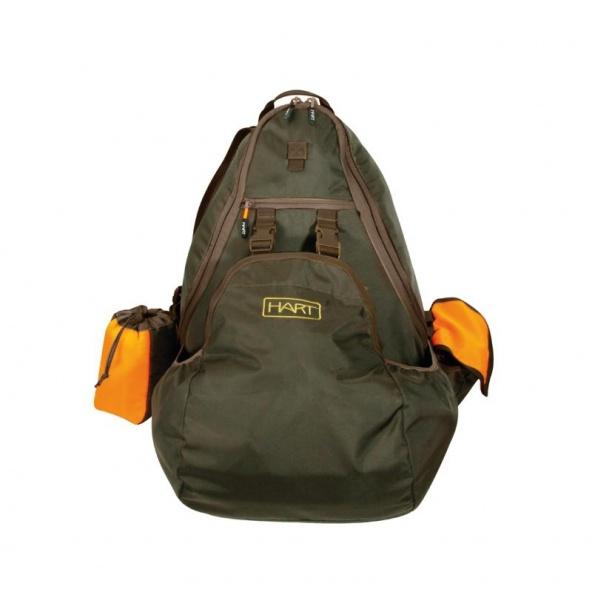 Mochila hart nb rucksack 45l - verde