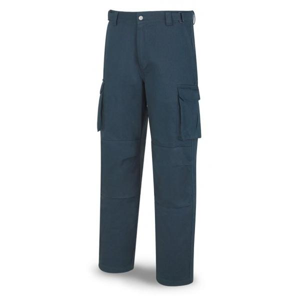 Comprar Pantalón Invierno Con Forro Azul Marino 588-Pew barato