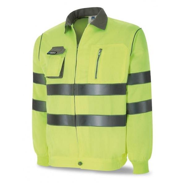 Comprar Cazadora Alta Visibilidad Amarilla 488-Cf Top barato