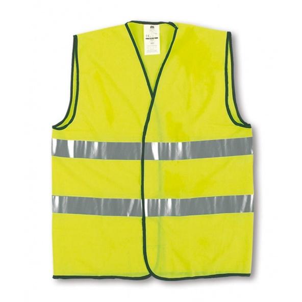 Comprar Chaleco Alta Visibilidad Amarillo Con Velcro 288-Hv014Xl barato