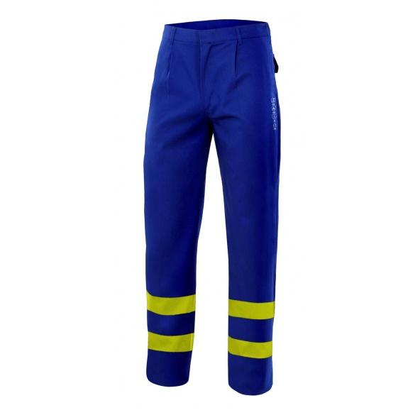 Comprar Pantalón ignifugo y antiestatico serie 603002 online barato Azul Navy
