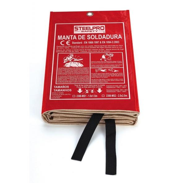 Comprar Manta De Soldadura 1X1.5 Mts. 2388-Ms1 barato