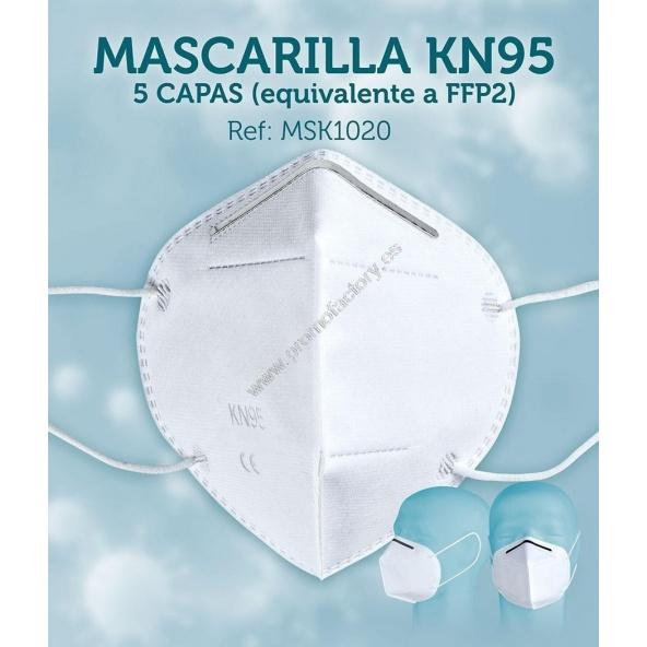comprar mascarilla KN95 barata online