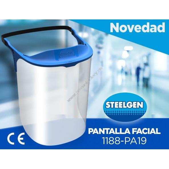comprar pantalla facial 1188-PA19 certificada coronavirus barata
