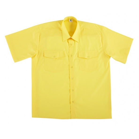 Comprar Camisa De Trabajo Amarilla 388-Cymc barato
