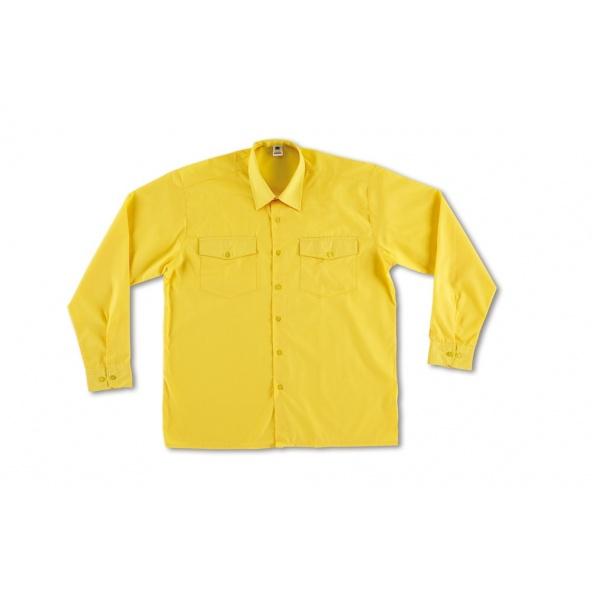 Comprar Camisa De Trabajo Amarilla 388-Cyml barato