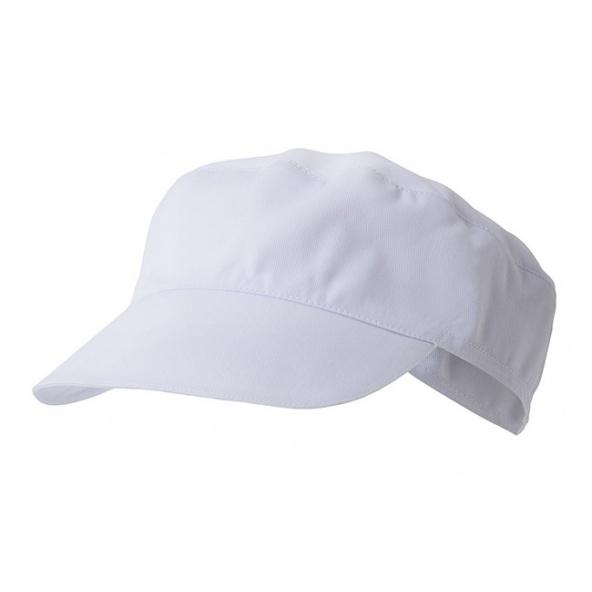 Comprar Gorro con visera serie 254002 online barato Blanco