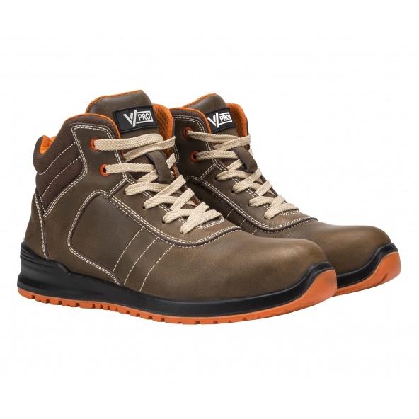 Comprar Zapato de seguridad metal free serie 707006 online barato