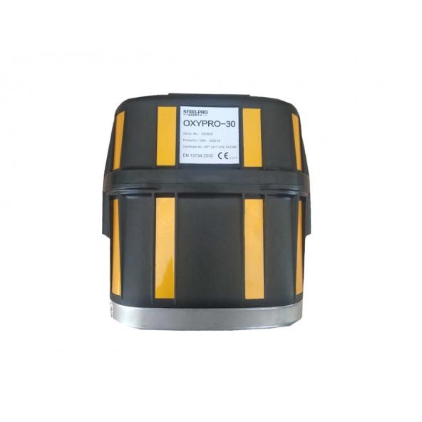 compra autorescatador oxigeno quimico 2288-AOQ oxipro 30 de Steelpro