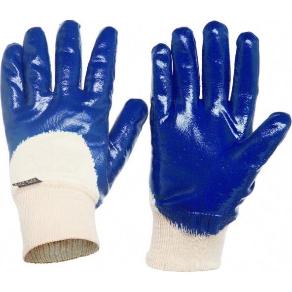 Comprar Guantes de nitrilo G4101 - Pack de 12 pares Azulina workteam barato
