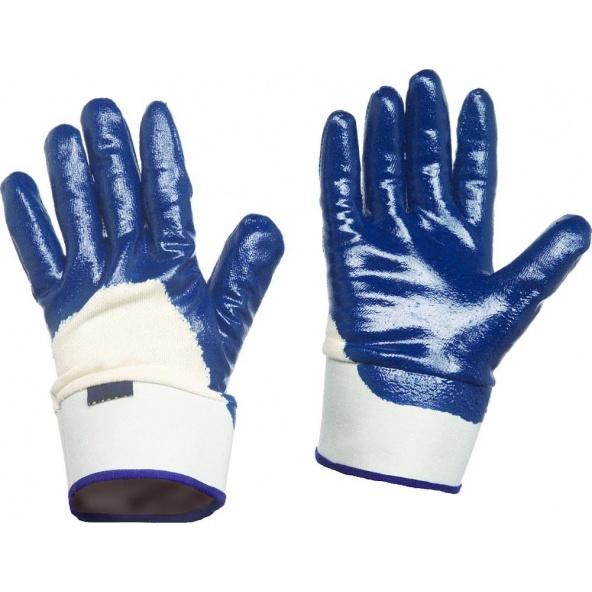 Comprar Guantes de nitrilo G4401 - Pack de 12 pares Azulina workteam barato