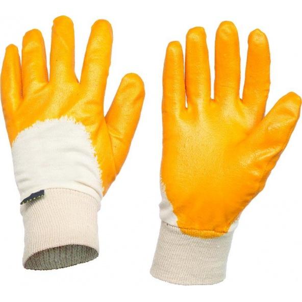 Comprar Guantes de nitrilo G4501 - Pack de 12 pares Amarillo workteam barato