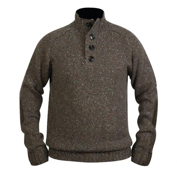 jersey de caza y pesca Hart Nikko con tejido de lana