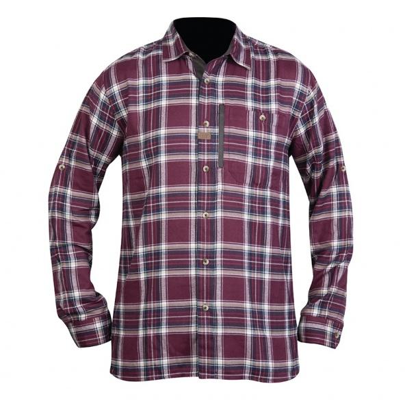 camisa Hart Gifu para pesca y caza