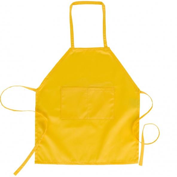 Comprar Delantal de niño M1000 Amarillo workteam barato