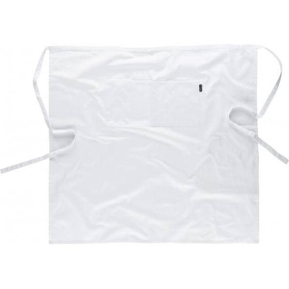 Comprar Delantal frances largo en algodón M205 Blanco workteam barato