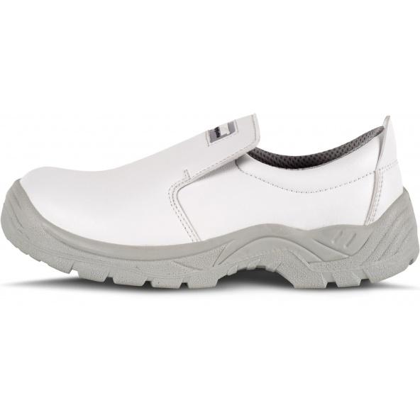 Comprar Zapatos de trabajo para alimentacion P1402 Blanco workteam 1
