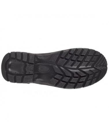Zapatos de trabajo de serraje perforado P2501 Gris workteam 5