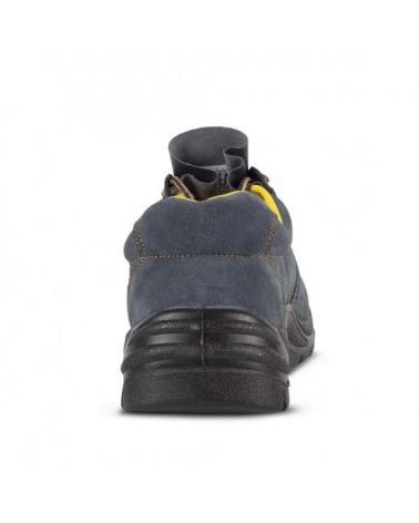 Zapatos de trabajo de serraje perforado P2501 Gris workteam 6 barato