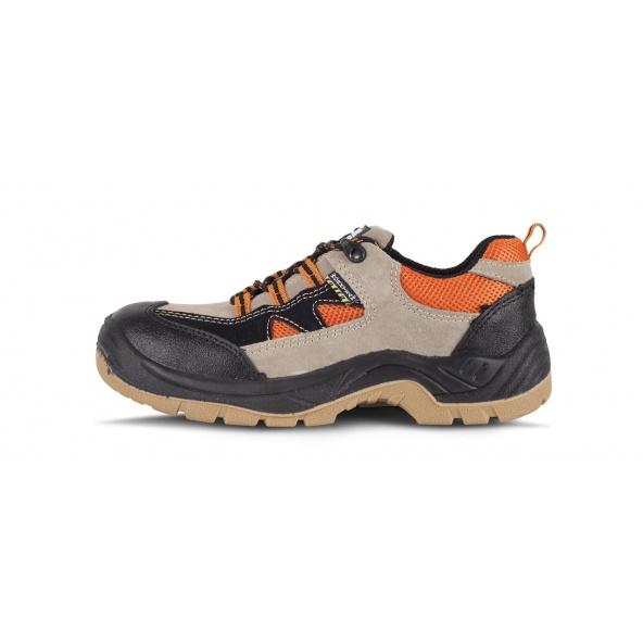 Comprar Zapatos de trabajo de serraje S1+P P3002 Negro workteam 1