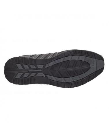 Zapatos de trabajo de piel S1+P P3006 Negro workteam 5