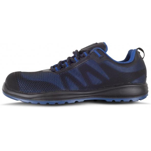 Comprar Zapatos de trabajo libre de metal S1+P P3013 Azulina+Negro workteam 1