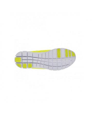 Zapatillas deportivas de rejilla P4001 Amarillo AV workteam 5