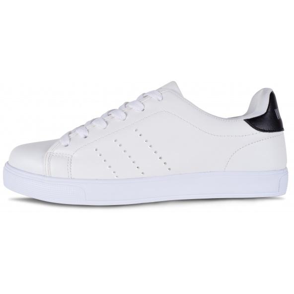 Comprar Zapatillas deportivas de microfibra P4003 Blanco workteam 1