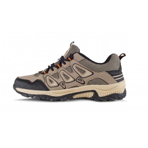 Comprar Zapatillas para trecking P4011 Beige+Negro workteam 1