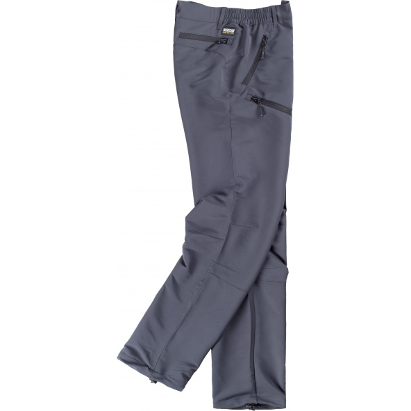Comprar Pantalon de montaña tejido elastico S9850 Gris Oscuro workteam barato