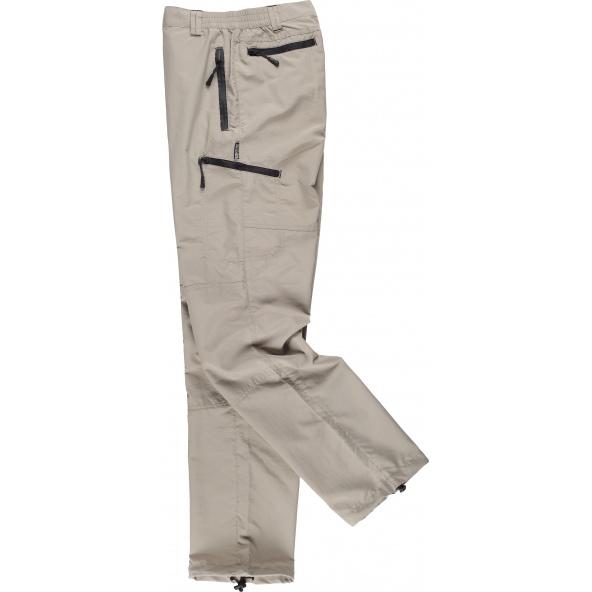 Comprar Pantalon de nylon fresh S9860 Beige workteam barato
