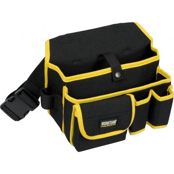 Comprar Cinturon de herramientas WFA552 Negro+Amarillo workteam barato