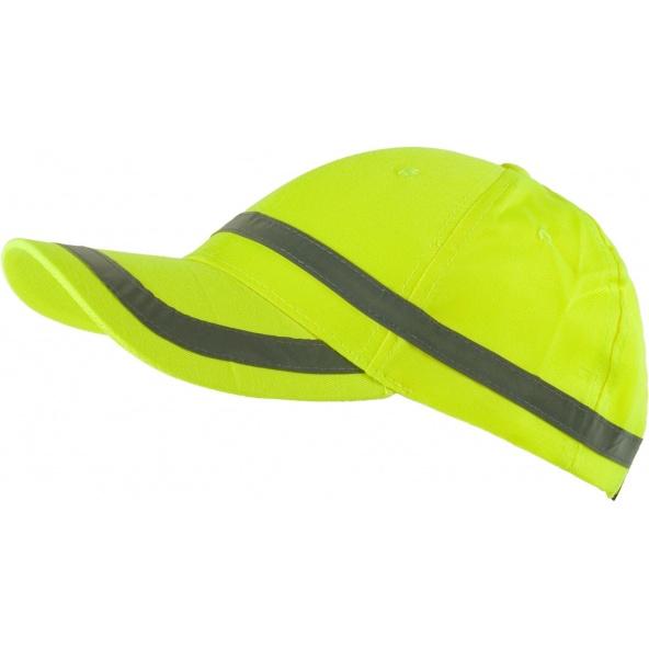 Comprar Gorra de alta visibilidad WFA901 Amarillo AV workteam barato