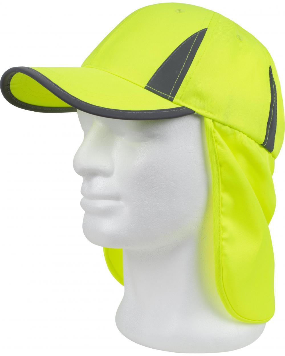 Comprar Gorra de alta visibilidad WFA904 Amarillo AV workteam barato