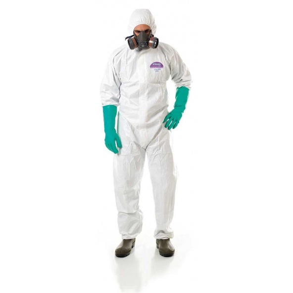 Comprar Buzo Desechable Tipo 5,6 Antiestático Y Riesgo Biológico 1188-B56 Pro barato